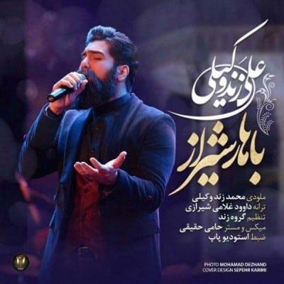 Ali Zand Vakili Bahare Shiraz - دانلود آهنگ علی زند وکیلی به نام باهار شیراز