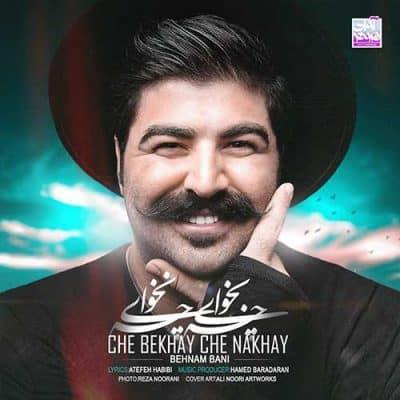 Behnam Bani Che Bekhay Che Nakhay - دانلود آهنگ بهنام بانی به نام چه بخوای چه نخوای