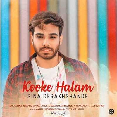 Sina Derakhshande Kooke Halam 400x400 - دانلود آهنگ ندیم به نام میشکنه دلم