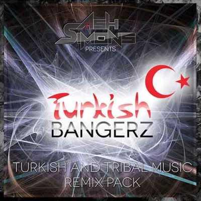 دانلود مجموعه آهنگ های شاد و بیس دار ترکیه ای