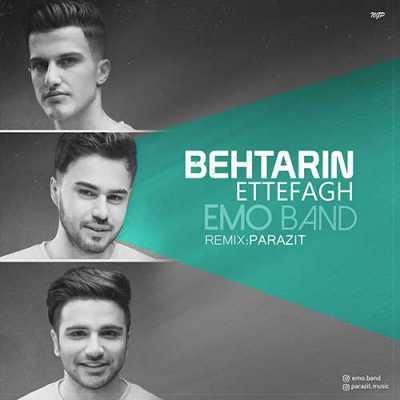 Emo Band Behtarin Ettefagh Remix - دانلود ریمیکس امو باند به نام بهترین اتفاق