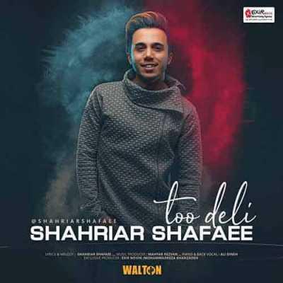 Shahriar shafaee – To Deli  - دانلود آهنگ شهریار شفائی به نام تو دلی