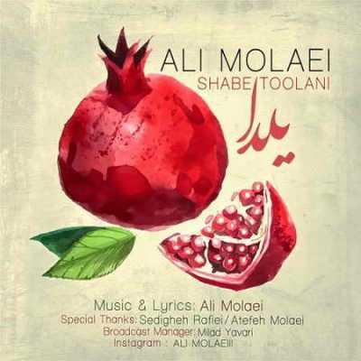 Ali Molaei Shabe Toolani Yalda MP3 - دانلود آهنگ علی مولایی به نام شب طولانی