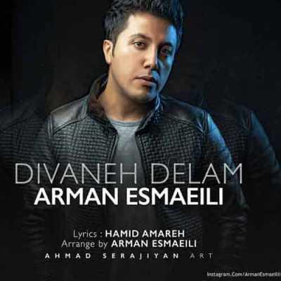 Arman Esmaeili – Divaneh Delam - دانلود آهنگ آرمان اسماعیلی به نام  دیوانه دلم