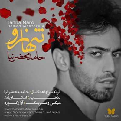 Hamed Mahzarnia – Tanha Naro - دانلود آهنگ حامد محضرنیا به نام تنها نرو