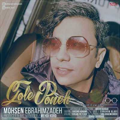 Mohsen Ebrahimzadeh Gole Pooneh - دانلود آهنگ محسن ابراهیم زاده به نام گل پونه