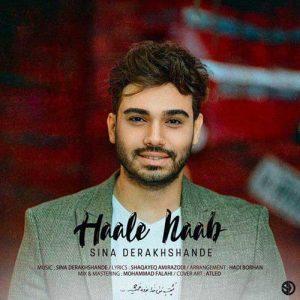 Sina Derakhshande Hale Naab 300x300 - دانلود آهنگ سینا درخشنده به نام حال ناب