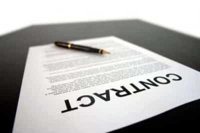 Contract - پخش آهنگ و آثار شما
