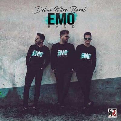 Emo Band Delam Mire Barat - دانلود آهنگ امو باند به نام دلم میره برات