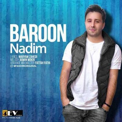 Nadim Baroon - دانلود آهنگ ندیم به نام بارون