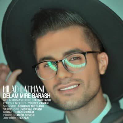 milad bahmani delam mire barash 400x400 - دانلود آهنگ بابک جهانبخش به نام زیبای بی تاب