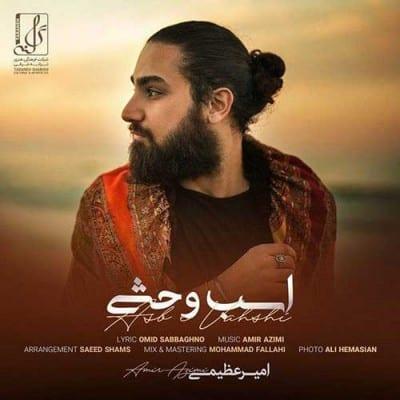 Amir Azimi Asbe Vahshi - دانلود آهنگ امیر عظیمی به نام اسب وحشی