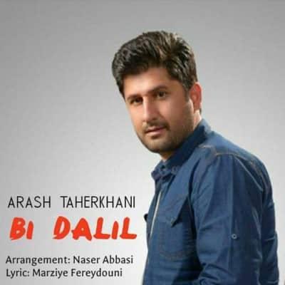 Arash Taherkhani – Bi Dalil - دانلود آهنگ آرش طاهرخانی به نام بی دلیل