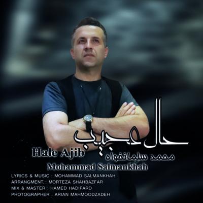 Mohammad Salmankhah – Hale Ajib - دانلود آهنگ محمد سلمانخواه به نام حال عجیب