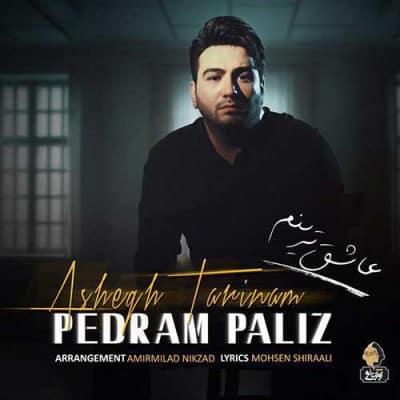 Pedram Paliz Asheghtarinam - دانلود آهنگ پدرام پالیز به نام عاشقترینم