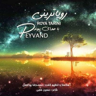 Peyvand Roya Tarini - دانلود آهنگ پیوند به نام رویاترینی