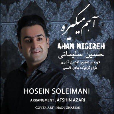 hosein soleimani aham migire 400x400 - دانلود آهنگ امیر تاجیک شبگرد