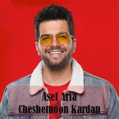 Asef Aria – Cheshemoon Kardan 1 - دانلود آهنگ آصف آریا به نام چشمون کردن