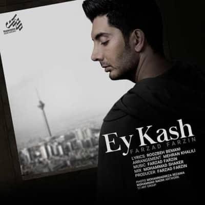 Farzad Farzin Ey Kash - دانلود آهنگ فرزاد فرزین به نام ای کاش