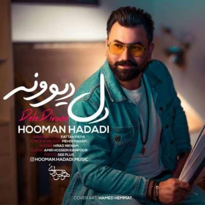 Hooman Hadadi – Dele Divone - دانلود آهنگ هومن حدادی به نام دل دیوونه