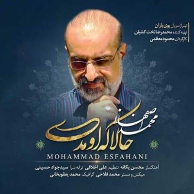 Mohammad Esfahani Hala Ke Oumadi - دانلود آهنگ محمد اصفهانی به نام حالا که اومدی