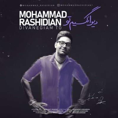 محمد رشیدیان دیوانگیم تو