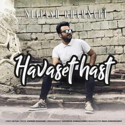 Siavash Ghamsari Havaset Hast - دانلود آهنگ سیاوش قمصری به نام حواست هست