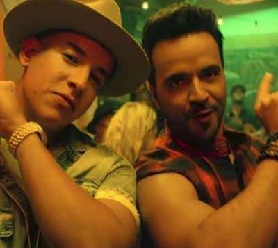 Daddy Yankee Luis Fonsi Despacito 400x357 - دانلود آهنگ Daddy Yankee & Luis Fonsi به نام Despacito