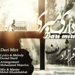 Farzad Sharif – Dari Miri - دانلود آهنگ فرزاد شریف به نام داری میری