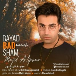 Majid Alipour – Bayad Bad Sham 1 266x266 - دانلود آهنگ سینا درخشنده به نام گل بیچارم