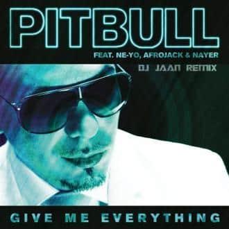 Pitbull Give Me Everything - دانلود آهنگ پیت بول به نام همه چیز بهم بده