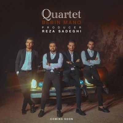 Quartet Bebin Mano 400x400 - دانلود آهنگ کوارتت به نام ببین منو