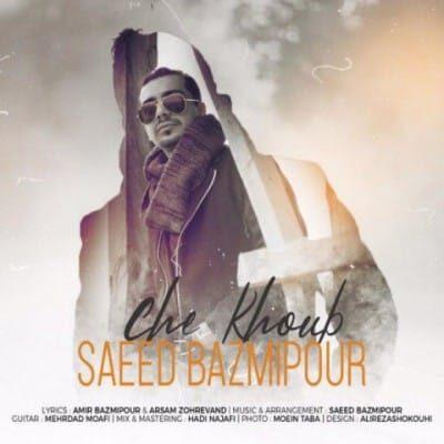 Saeed Bazmipour Che Khoub 400x400 - دانلود آهنگ سعید بزمی پور به نام چه خوب