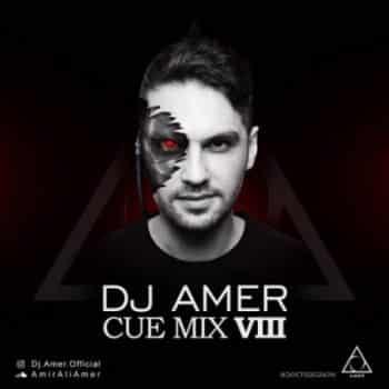 دانلود ریمیکس دی جی عامر به نام Cue Mix Viii