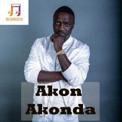Akon Akonda 400x400 - دانلود آلبومایکانبه نام Akonda