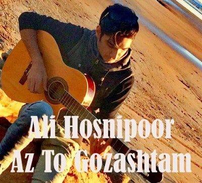 Ali Hosnipoor Az To Gozashtam 400x363 - دانلود آهنگ علی حسنی پور به نام از تو گذشتم