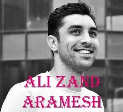 Ali Zand Aramesh 400x366 - دانلود آهنگ علی زند به نام آرامش