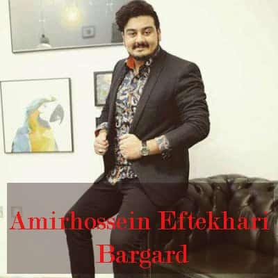 Amirhossein Eftekhari – Bargard - دانلود آهنگ امیرحسین افتخاری به نام برگرد
