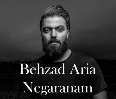 Behzad Aria Negaranam - دانلود آهنگ سیاوش قمصری به نام طبیعی نیست