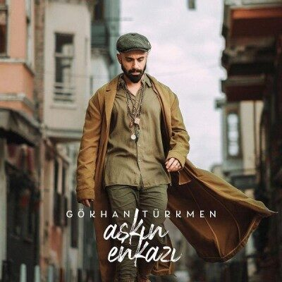 Gokhan Turkmen Askin Enkazi 400x400 - دانلود آهنگ خارجی گوکان تورکمن به نام Askin Enkazi