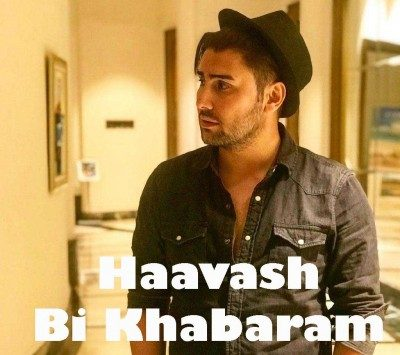 Haavash – Bi Khabaram 400x355 - دانلود آهنگ هاوش به نام بى خبرم