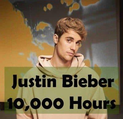 جاستین بیبر 10,000 Hours