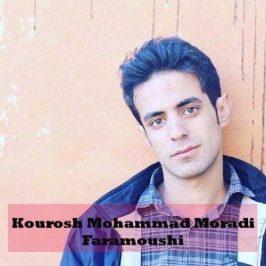 Kourosh Mohammad Moradi – Faramoushi 266x266 - دانلود آهنگ فرزاد شجاعی به نام تب عشق