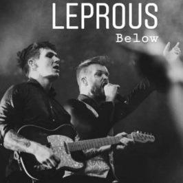 Leprous Below 266x266 - دانلود آهنگ Leprous به نام Alleviate