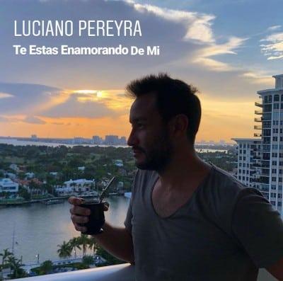 دانلود آهنگ Luciano Pereyra به نام Te Estás Enamorando De Mi