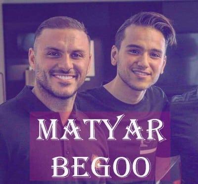 Matyar – Begoo - دانلود آهنگ سینا درخشنده به نام چشم مشکی