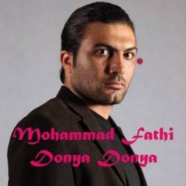 Mohammad Fathi Donya Donya 266x266 - دانلود آهنگ امید اسدی به نام چشم عسلی