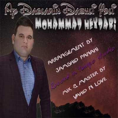 دانلود آهنگ محمد حیدری به نام آی داغلارین داشلی یولی