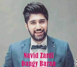 Navid Zardi – Dangy Baran - دانلود آهنگ نوید زردی به نام دنگی باران