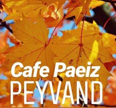 Peyvand Cafe Paeiz 400x372 - دانلود آهنگ پیوند به نام کافه پاییز
